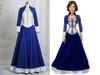 BioShock Infinite Cosplay Elizabeth Costume Outfit