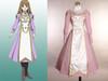 Mai-Hime MY Hime Mai-Otome Cosplay, Shizuru Viola Costume