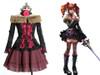 Soul Series/Soul Calibur 4 Cosplay Amy Sorel Costume Set