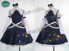Touhou Project, Eastern and Little Nature Deity / Touhou Sangetsusei Cosplay, Star Sapphire Costume Outfit