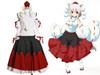 Touhou Project, Mountain of Faith Cosplay, Inubashiri Momiji Costume Set