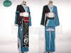 Touhou Project Cosplay, Rinnosuke Morichika Kimono Costume Set