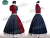 Touhou Project, Imperishable Night Cosplay, Eirin Yagokoro Costume