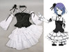 Vocaloid, Anti The Infinite Holic Cosplay, Rin Kagamine Costume Outfit