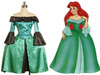 Disney The Little Mermaid Inspired Cosplay, Princess Ariel Costume Outfit