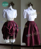 Disney Hullabaloo Cosplay, Veronica Daring Steampunk Costume Set