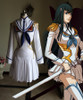 KILL la KILL Cosplay Satsuki Kiryuin Costume School Uniform Set