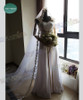 Fate Zero Cosplay Irisviel Von Einzbern Wedding Dress Bride Costume