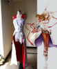 Final Fantasy IX Cosplay  Beatrix Costume Set