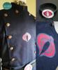 G.I. Joe Series Cosplay, Cobra Commander Costume Set