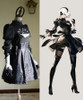NieR Automata. Game Cosplay, YoRHa No.2 Type B (2B) Costume Set