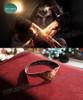 Wonder Woman Cosplay,  Adult Women Leather Headband/ Bandeau