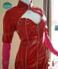 Shin Megami Tensei: Persona 5 Cosplay, Panther Ann Takamaki Red Jumpsuit Costume