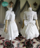 Alice: Madness Returns (Game) Cosplay, Hysteria Maid Dress & Apron Costume Set