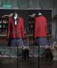 Kakegurui Cosplay, Yumeko Jabami School Uniform Costume Set