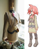Acceleration of Suguri Cosplay,  Alte Costume Set