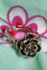Gothic Antique Bronze Rose Ring (Rozen Maiden)