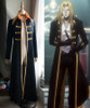 "Castlevania Cosplay, Adrian Fahrenheit Tepes ""Alucard"" Jacket Costume"