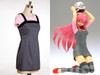 Elfen Lied Cosplay, Lucy Costume