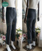 Elegant Gothic Man Dress Pants