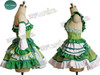 Hime Chen! Otogi Chikku Idol Lilpri Cosplay, Yukimori Ringo Costume Dress