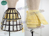 Optional items: a yellow pillow bustle: P00002   $30.9