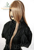 Optional item: long light brown mix wig  W00037: $22.66