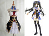 Neptunia Hyperdimension Noire Cosplay Costume