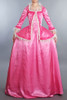 Rococo/Baroque 18th Century Clothing Renaissance Costume Period Costume Vintage Pink Dress Marie Antoinette Cosplay