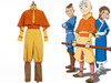 Avatar: The Last Airbender Cosplay, Aang Costume Set