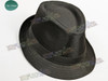 Optional item:    hat, made by satin twill in black $10.00