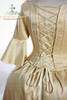 Rococo/Baroque 18th Century Clothing Renaissance Costume Gold Period Costume Vintage Wedding Dress Halloween Cosplay