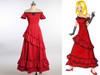 Baccano Cosplay Miria Costume Dress Set