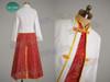 Black Lagoon Cosplay Shenhua Costume Outfit