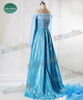 Disney Frozen (Movie) Cosplay, Elsa Costume Adult Women Outfit
