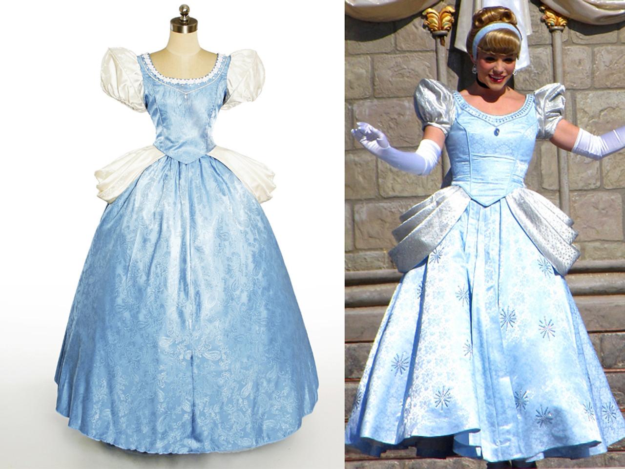 Delightful Disney Disneyland Cinderella Cosplay, Cinderella Costume*Paradeu0026Wedding  Versions