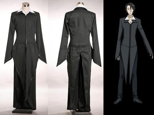 Blood+ Cosplay, Hagi Tuxedo Suit Costume