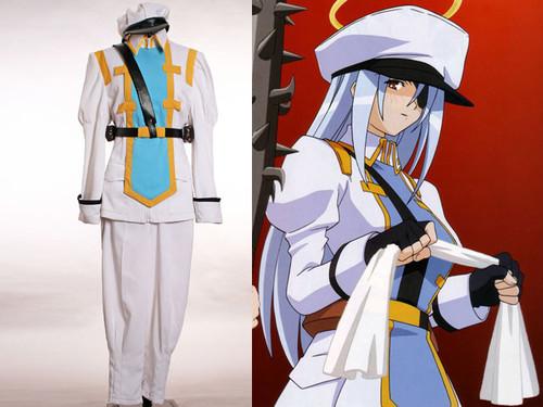 Bokusatsu Tenshi Dokuro-chan Cosplay,Zakuro Costume Set