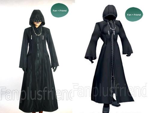 Kingdom Hearts Cosplay, Organization 13 Cloak, Exact Same as the Game Character!