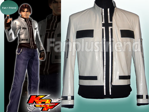 The King of Fighters Cosplay, Kyo Kusanagi's PU leather set