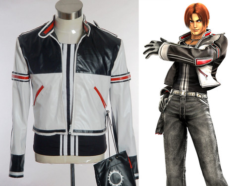 KOF Cosplay, The King of Fighters Another Day, Kyo Kusanagi's New Look Costume