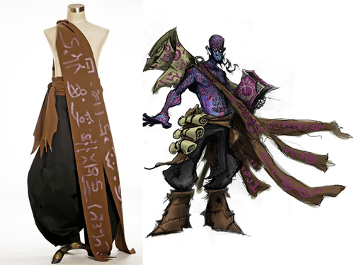 League of Legends Cosplay,Ryze Cosplay Costume Set