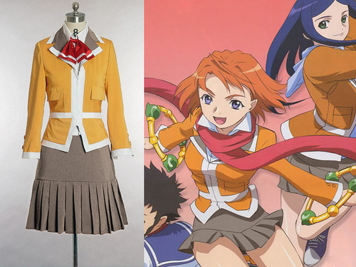 MY Hime Cosplay, Spring School Uniform