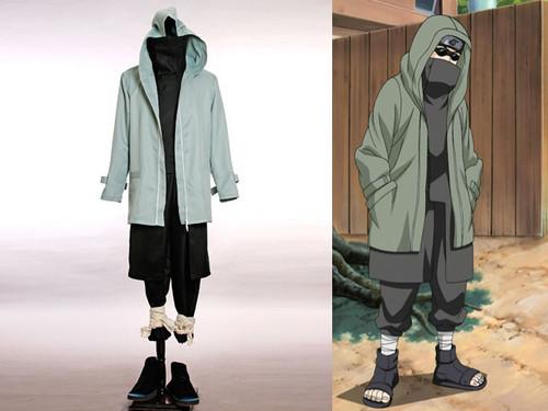 Naruto Cosplay Shino Part II Costume