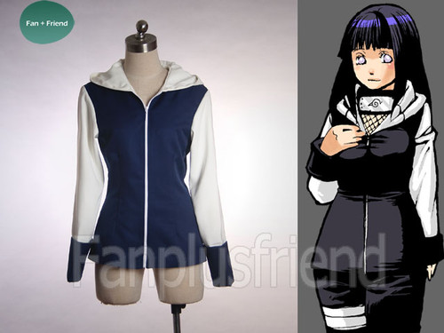 Naruto Cosplay, Hinata part two Jacket