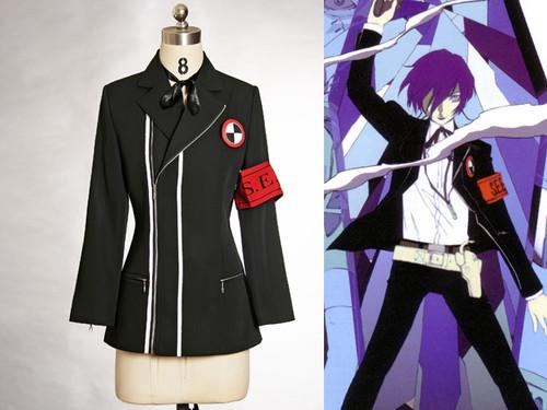 Shin Megami Tensei: Persona 3 Cosplay,  Manga School Uniform Jacket