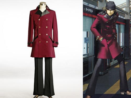 Shin Megami Tensei: Persona 3 Cosplay, Shinjirou Aragaki Costume Jacket
