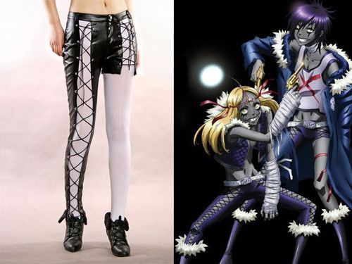 D.Gray Man Cosplay, Jasdero Pants Only