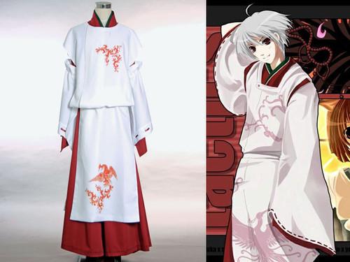 Tactics Cosplay,Ichinomiya Kantaro's Kariginu Kimono Set