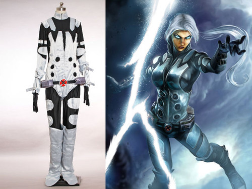 X-Men Cosplay, Storm Costume